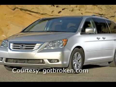 Honda Van Recall