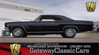 1966 Chevrolet Impala SS For Sale In Our Milwaukee Showroom #109-MWK