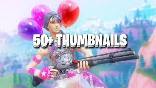 50+ Free Fortnite Thumbnails 😴 (SFM & Motion Blur) (Fortnite Gfx Pack)