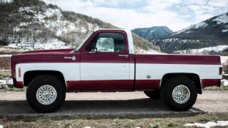 1976 Chevy C10 Short Bed 2WD - Fully Restored, Rebuilt Motor, Amazing Condition Inside & Out!!