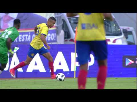 FULL HD - 1º Agosto x Petro de Luanda - Highlights - GIRABOLA ZAP 2018