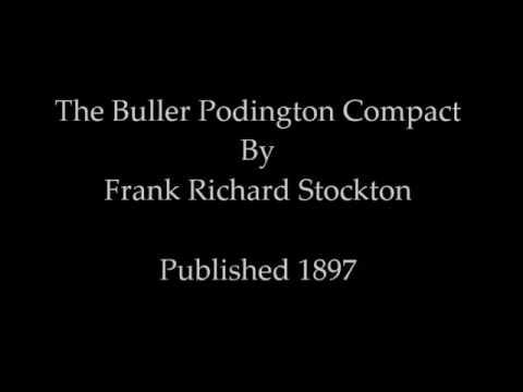 The Buller Podington Compact By Frank Richard Stockton 1897 Full Audiobook