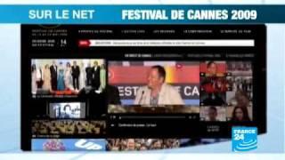 Le 62me Festival de Cannes en ligne