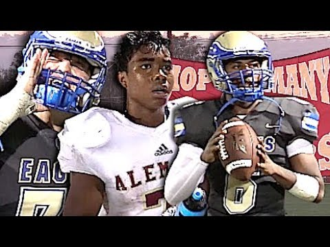 Santa Margarita v Alemany | Cali HSFB | UTR Highlight Mix 2017