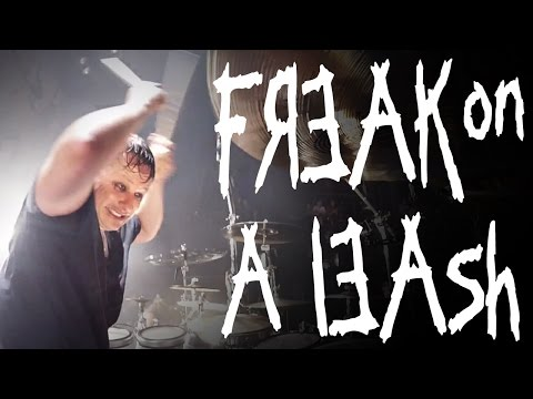 Performance Spotlight: Ray Luzier  Freak On A Leash