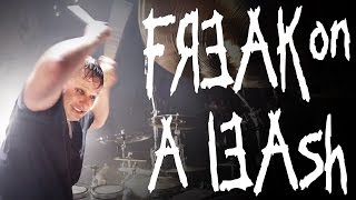 performance spotlight ray luzier freak on a leash