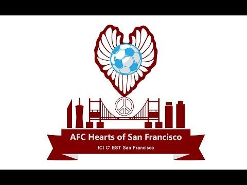 UPSL Soccer AFC SF Hearts VS San Ramon Dynamo's 04222018