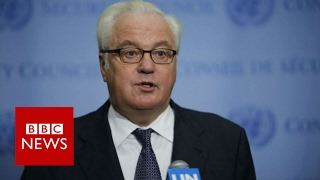 Vitaly Churkin  Russian Ambassador to the UN dies aged 64   BBC News