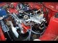 Datsun 1200 weber DCOE tuning