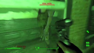 Fallout 4!!!  (running through the game) pt 1
