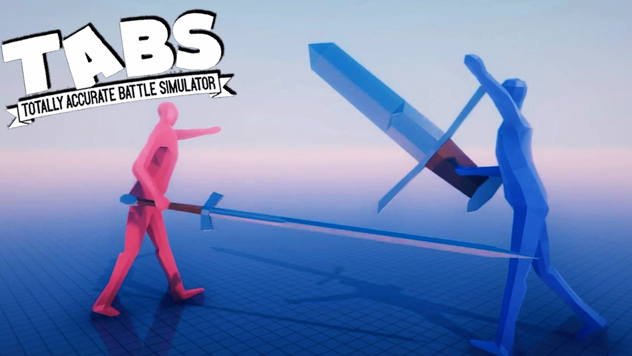 tabs giant swords totally accurate battle simulator gameplay youtube