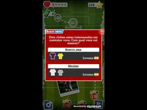 Score!Hero #6 Real Madrid 😎😃
