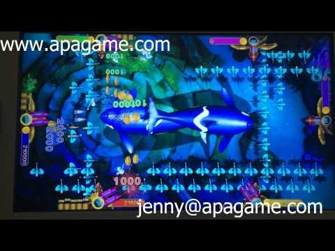 Neptune's Challenge Fishing Games