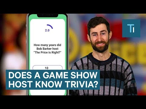 We Quizzed The Host of HQ Trivia — Scott Rogowsky