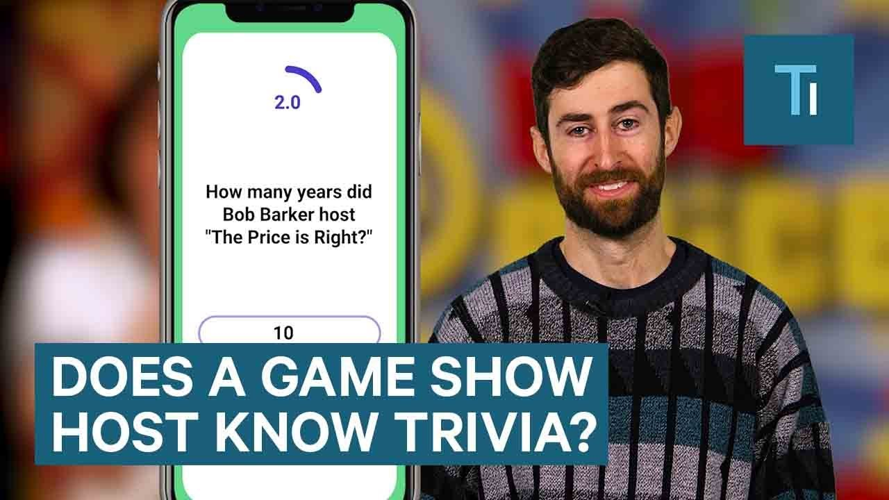 We quizzed the host of HQ Trivia Scott Rogowsky