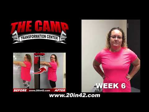 Jacksonville FL Weight Loss Fitness 6 Week Challenge Results - DeAnna B.