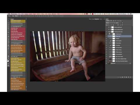 Clean Color Pop And Rays Of Light Photoshop Actions