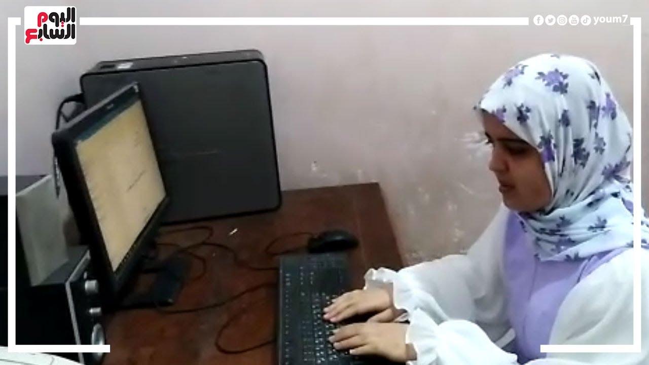 عنوان للتحدى.. إسراء فقدت بصرها وتحضر للماجستير فى اللغة العربية  - 01:53-2021 / 9 / 15