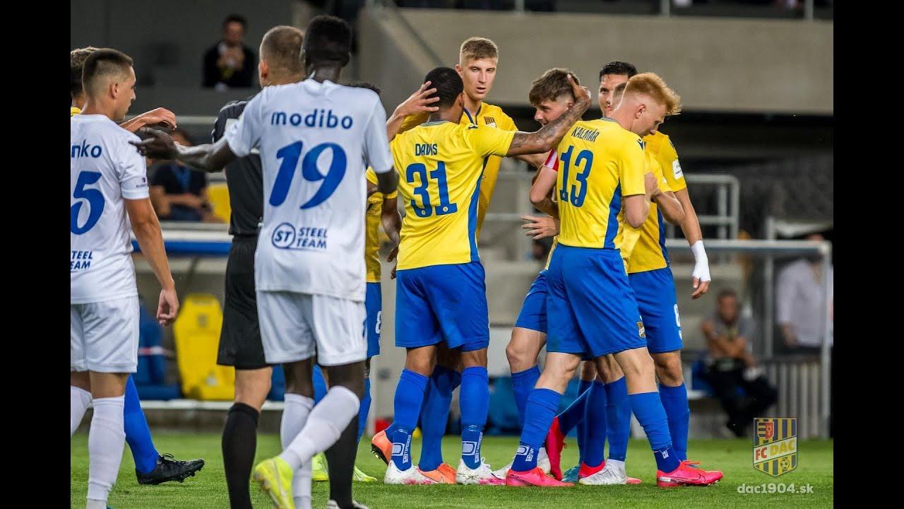 Download DAC 1904 - MFK Zemplín Michalovce 5:0 (1:0)