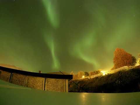 Aurora borealis  Batsfjord
