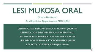 Histopathology Skin--Epulis..
