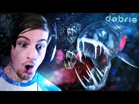 THE DEEP OCEAN IS A SCARY PLACE.. || Debris (BETA)