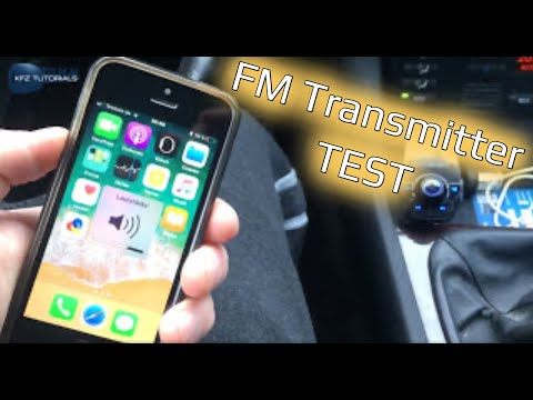 FM Transmitter statt Kassette Bluetooth MP3 USB Adapter Lösung Test beim BMW E39