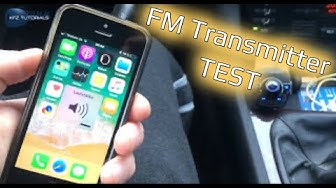 FM Transmitter statt Kassette Bluetooth MP3 USB Adapter Lösung Test beim BMW E39