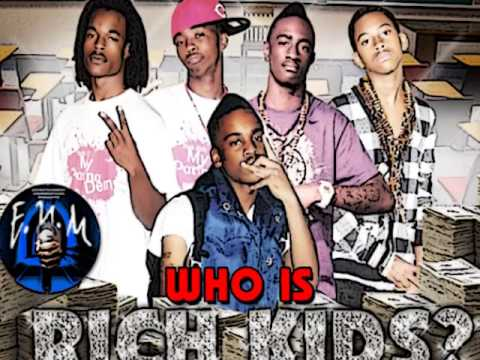 Rich Kids/Roscoe Dash Type(Prod.Jay Marley)