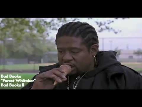 """Bad Books - """"Forest Whitaker"""" Clips"""