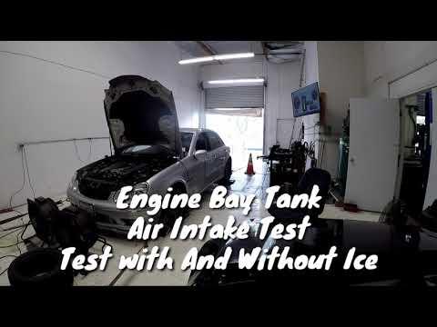 E55 Cooling Mods