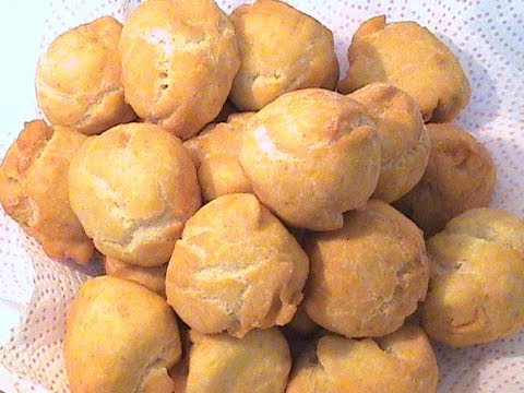 Nigerian Buns | Nigerian Snacks recipes thumbnail
