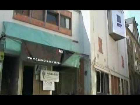 Casino Aschaffenburg - Bauarbeiten 2/2 von YouTube · Dauer:  5 Minuten 13 Sekunden  · 237 Aufrufe · hochgeladen am 07/01/2010 · hochgeladen von AgentOrange1981