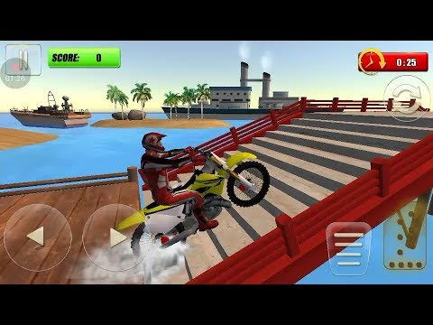 Extreme Bike Trial Game #Free Download Games #Motor Cycle Racer Games For Kids #Bike Games To Play