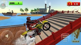 Extreme Bike Trial Games #Free Download Games #Dirt Motor Cycle Racer Game #Bike Games To Play