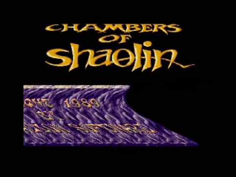 Chambers Of Shaolin Music - Intro Atari ST