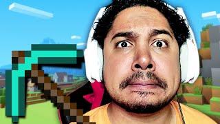 Ivre, il relance Minecraft 5 ans après à 3h du matin !