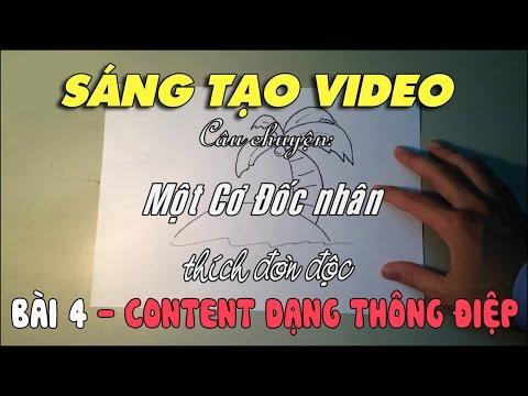 Sáng tạo video với Camtasia | Bài 4 - Tạo VIDEO CONTENT dạng THÔNG ĐIỆP