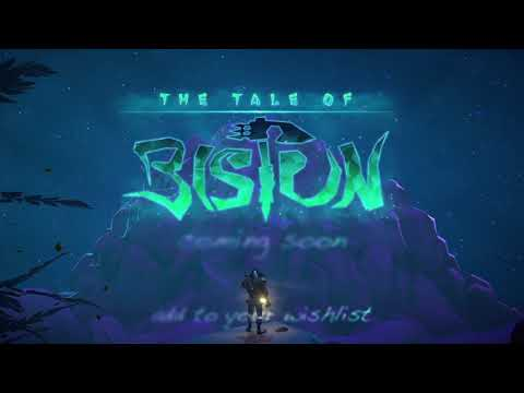 The Tale of Bistun - publisher reveal trailer