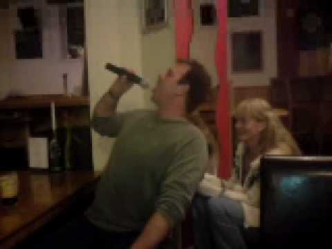 prince harry pub - karaoke - big Adam