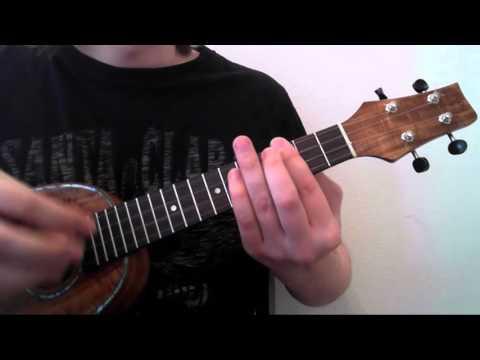 Easy ukulele arrangement to ieva's polka