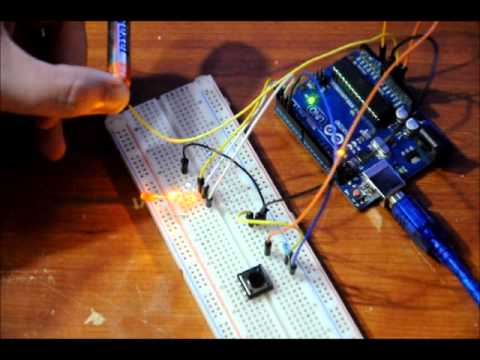 Simple Arduino Based Battery Tester -