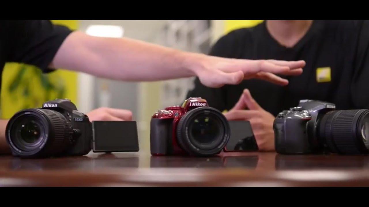 Nikon D5300 HD SLR Camera Review by Nikon (HD)