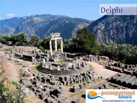 Grand tour to Peloponnese and North Greece