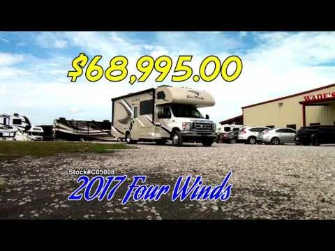 WADE'S RV CLINIC - SALES -  Glenpool, Oklahoma