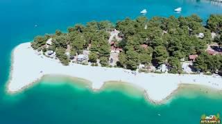 Camping Rozac - island Ciovo - Trogir