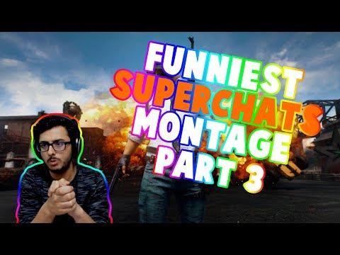 Funniest Superchat Montage | Carryislive | Part 3