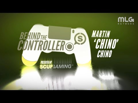 Behind the Controller: Chino | Powered by SCUF Gaming