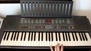 How to play Wedding Dress by Taeyang piano tutorial