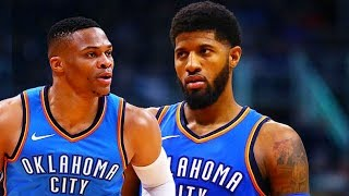 Paul George Leaves Thunder Before Russell Westbrook's Surgery (Parody)